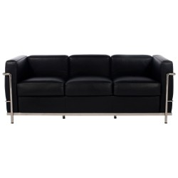 LC 2 Sofa 3-seater by Le...