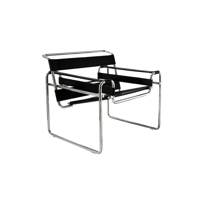 wasilly stuhl marcel breuer 1925 desmol. Black Bedroom Furniture Sets. Home Design Ideas