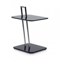 Occasional Table, Eileen Gray - Bauhaus Tisch Eckig