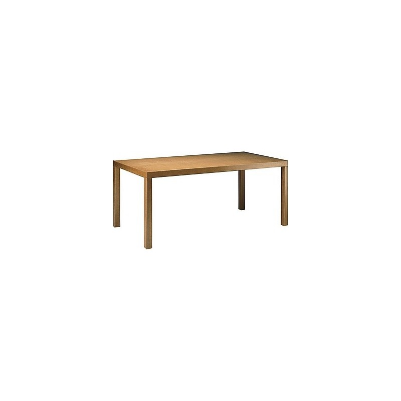 Designer table T/99 Esh-wood L.Mies v.d. Rohe 1920