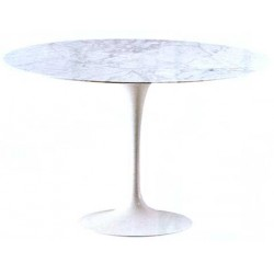Round dining table Tulip...