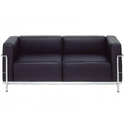 Le Corbusier DS 32 Sofa,  2-Seater (1928)  Bauhaus age