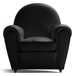 Bauhaus Vanity Fair Armchair DS/11 by Anonimo
