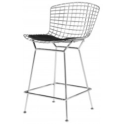 Bar stool - wire by Harry...