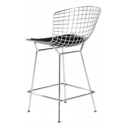 Wire stool 1952, Harry Bertoia - Bauhaus Hocker