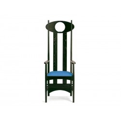 1899, Charles Rennie Mackintosh - Bauhaus chair