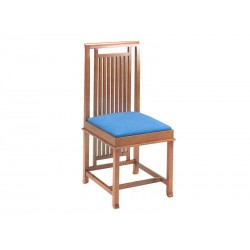 Robie chair 1908, Frank Lloyd Wright - Bauhaus Stuhl