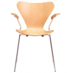 Armrests chair 1955, Arne Jacobsen - Bauhaus chair
