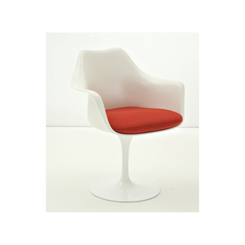 Tulip chair 1956, Eero Saarinen - Bauhaus Armrests chair