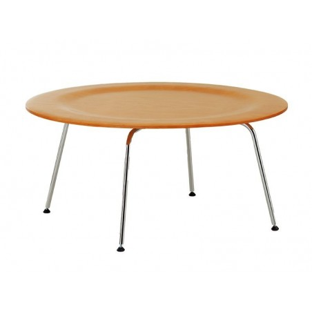 Designer Table w. plywood top by Charles Eames 1945
