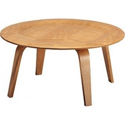 Plywood table, Charles Eames - Bauhaus table
