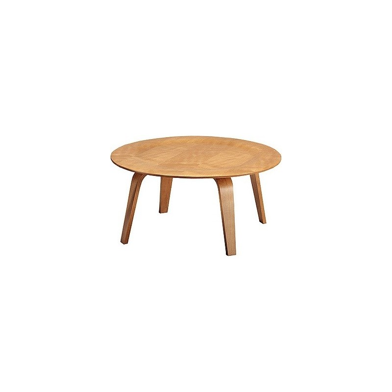 Plywood table, Charles Eames - Bauhaus Tisch