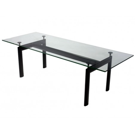 "LC6 Le Corbusier Table  ""Tube D'Avion"" T/985"