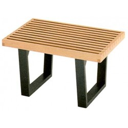 Bauhaus wooden Bench 161 by George Nelson (1947)