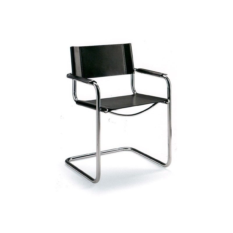 Bauhaus Armchair S 34 Cantilever by Mart Stam 1926