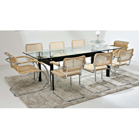 Dining-meeting- room Table 985+6x188+2x206