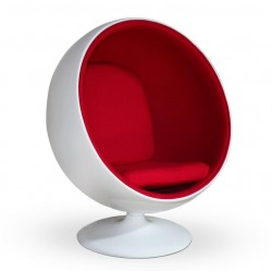 """Ball Chair"" / ""Globe chair"" by Eero Aarnio 1963"