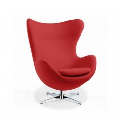 "Designer armchair ""Egg"" by Arne Jacobsen 1958"