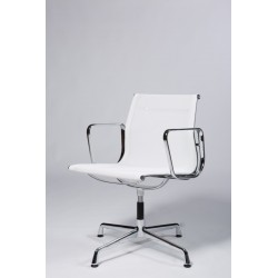 Turnable Office Armchair 547 Alu group by Charles Eames 1958