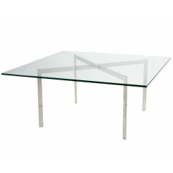 Barcelona table  T 98 by L. Mies v.d. Rohe 1922