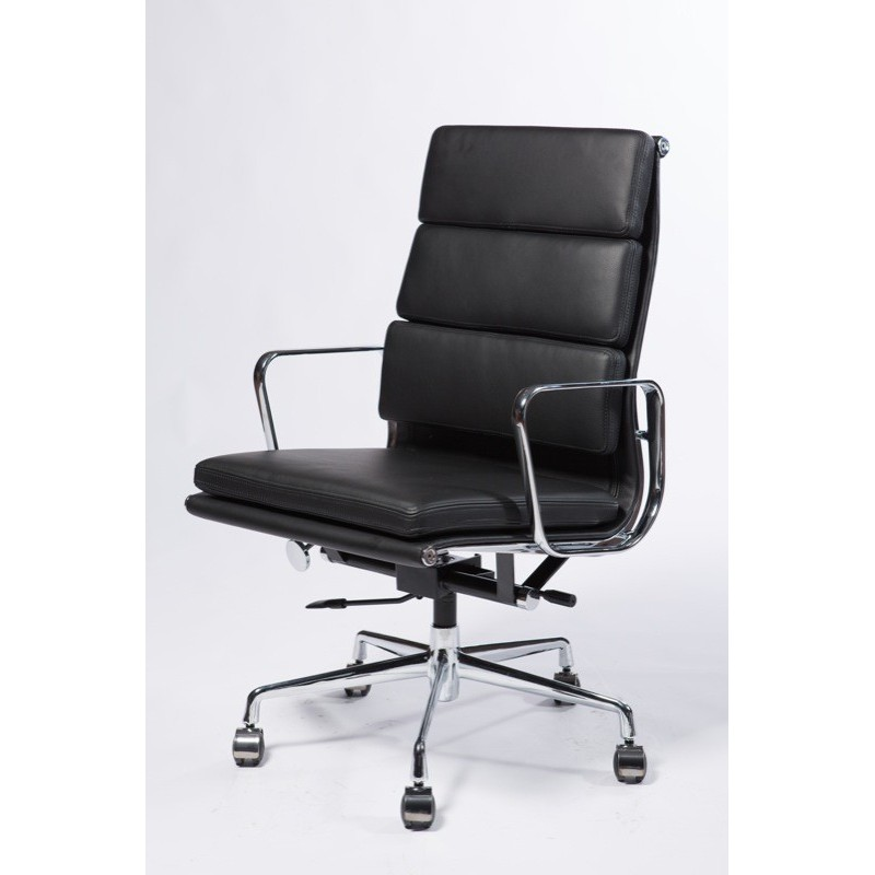 executive stuhl alu gruppe ch eames desmol. Black Bedroom Furniture Sets. Home Design Ideas