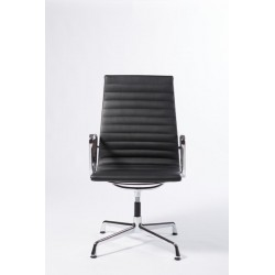 Bauhaus Manager Office chair by Charles Eames-Alu-Group