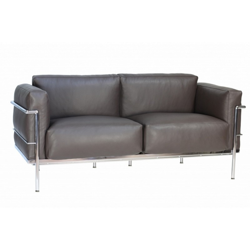 Le Corbusier`s 2 Seater Sofa Grand Confort Of The Bauhaus Age This Sofa Was  Designed 1928 In The Studios Of Le Corbusier And Then Shortly Produced At  The ...