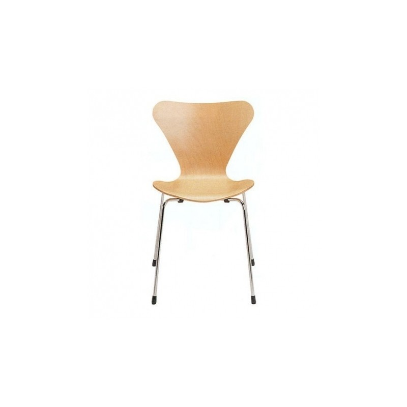 Chair 3107 Stackable A Jacobsen